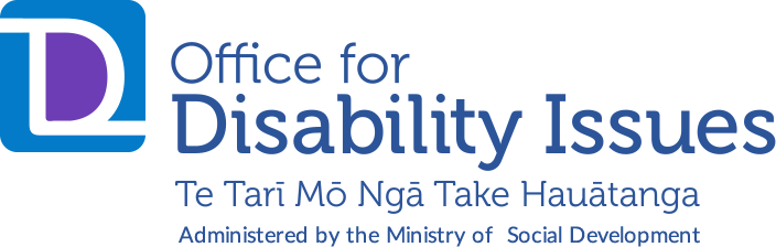 Office for Disability Issues logo